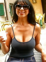 Young, Old tits, Old young, Sexy, Old milf