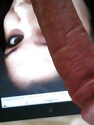 Facial, Brunette