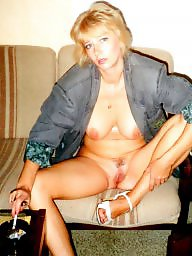 Pussy, Blond wife