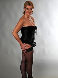 Mature stockings, Sexy mature, Milf stockings, Sexy stockings, Mature mix