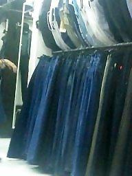 Spy, Romanian, Hidden cam, Store, Women