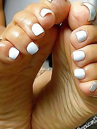 Asses, Amateur feet