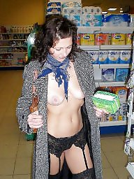 Public, Public nudity, Public flashing