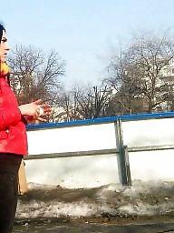 Romanian, Voyeur teen, Spy cam