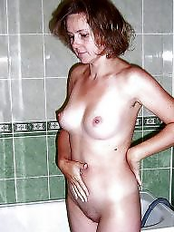 Naked milf, Naked, Guy