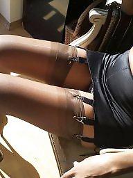Sexy stockings, Mature mix