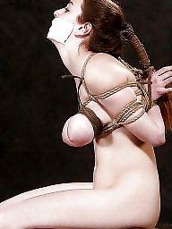 Bondage, Breast, Breast bondage