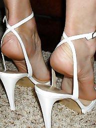 Feet, Sexy wife, Sexy, Sexy milf