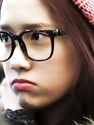 Glasses, Glass, Korean, Korean celebrities