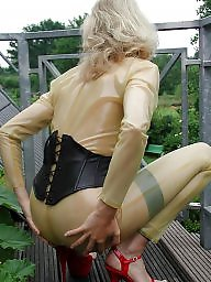 Leather, Latex, Pvc, Mature leather, Mature pvc, Mature mix