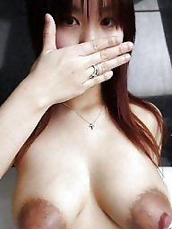 Huge, Huge boobs, Areola