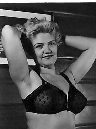 Vintage, Vintage amateur, A bra