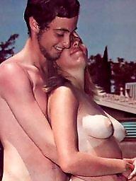 Couple, Nude beach, Couples