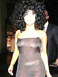 Transparent, Dressed, Dress, Celebs, Celebrity, Celeb