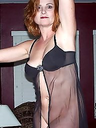 Ride, Mature redhead, Riding