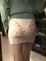 Skirt, Tights, Lace, Slutty, Tight skirt