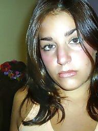 Brunette, Unshaven