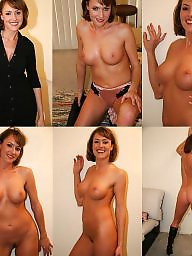 Dressed undressed, Dressed, Mature dress, Mature tits, Dress undress, Undressed