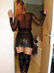 Boots, Upskirt