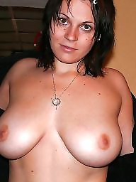 Mature boobs, Mature brunette, Women, Mature women