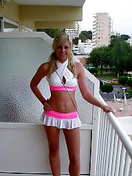 Balcony, Teen public