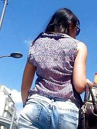 Jeans, Romanian, Teen jeans, Spy cam