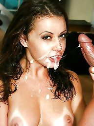 Mature facial, Mature facials, Mature mix, Amateur facials, Mature women