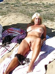 Mature beach, Beach mature, Model, Models