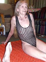 Blonde mature, Mature blonde, Fishnet, Mature blond, Mature nipple, Mature nipples