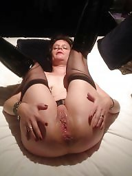 Mistress, Sissy, Clean, Interracial creampie, Cleaning, Milf interracial