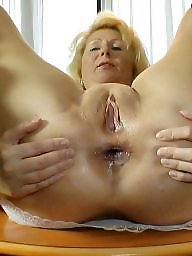 Holiday, Blonde milf, Horny