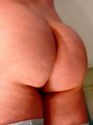 Curvy, Butt, Close up, Teen ass, Ups, Teen babe