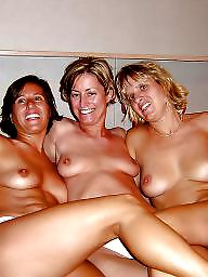 Orgy, Party, Wives, Home, Swing, Lesbian amateur