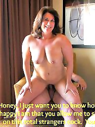 Cuckold, Milf captions, Captions, Wife sex, Hot wife, Milf caption