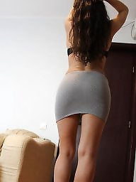 Skirt, Shorts, Skirts, Short skirt, Camel, Toes