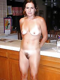Naked, Hairy mom, Milf mom, Hairy amateur