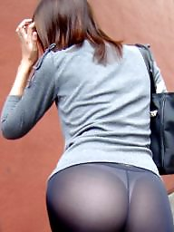 See through, Leggings, Through