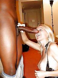 Milf interracial, Interracial slut