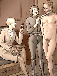 Bondage, Femdom bdsm, Bdsm cartoon, Femdom cartoon, Cartoon bdsm, Bdsm cartoons