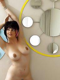 Art, Mirror, Flashing boobs, X art