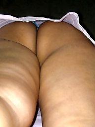 Upskirt, Upskirt ass
