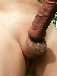 Creampie, Cream, Outdoor, Outdoors