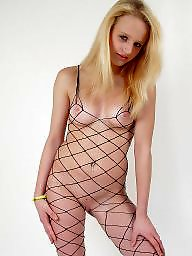 Fishnet, Teen stockings