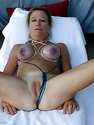 Bound, Breast, Breasts, Purple