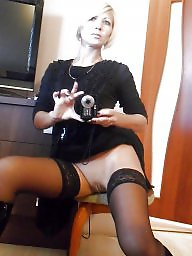 High heels, Dressed, Legs, Heels, Milf stockings, Leg