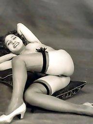 Vintage, Nude