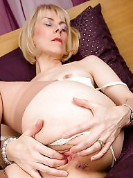 Hairy mature, Lady, Mature lady, Tanned, Stocking mature, Stocking hairy