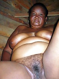 Grannies, Ebony mature, Ebony granny