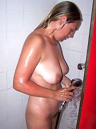 Bathroom, Milf amateur