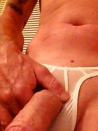 Thongs, Man, Amateur thong